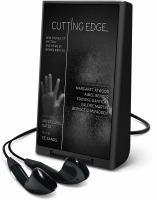 Imagen de portada para Cutting edge [Playaway]