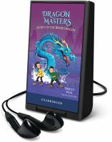 Cover image for Secret of the Water Dragon. bk. 3 [Playaway] : Dragon masters series