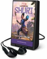 Imagen de portada para Shuri. bk. 1 [Playaway] : Black Panther series