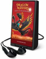 Cover image for Flight of the moon dragon. bk. 6 [Playaway] : Dragon masters series