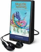 Cover image for Waking the rainbow dragon. bk. 10 [Playaway] : Dragon masters series