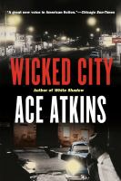 Cover image for Wicked city