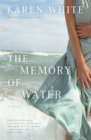 Cover image for The memory of water
