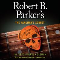 Cover image for Robert B. Parker's the Hangman's sonnet. bk. 16 [sound recording CD] : Jesse Stone series