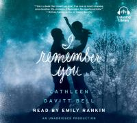 Cover image for I remember you