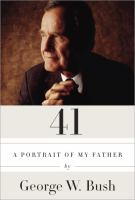 Cover image for 41 [sound recording CD] : a portrait of my father