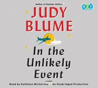Imagen de portada para In the unlikely event [sound recording CD] : a novel