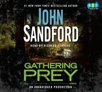Cover image for Gathering prey Lucas Davenport Series, Book 25.