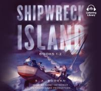 Cover image for Shipwreck Island. Books 1-2