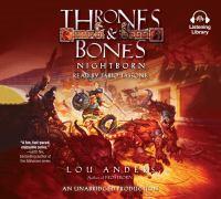Imagen de portada para Nightborn. bk. 2 [sound recording CD] : Thrones & bones series