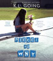 Cover image for Pieces of why [sound recording (CD)]