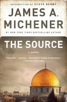 Cover image for The source A Novel.