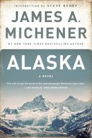 Cover image for Alaska A Novel.