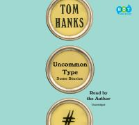 Cover image for Uncommon type Some Stories.