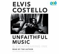 Cover image for Unfaithful music & disappearing ink [sound recording CD]