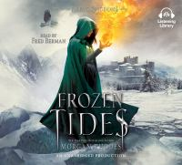 Cover image for Frozen tides Falling Kingdoms Series, Book 4.