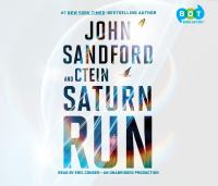 Cover image for Saturn run