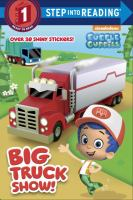 Cover image for Big truck show!