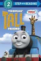 Cover image for Thomas' tall friend.