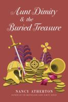 Cover image for Aunt Dimity and the buried treasure. bk. 21 : Aunt Dimity series