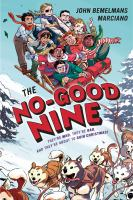 Cover image for The No-Good Nine