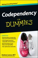 Cover image for Codependency for dummies