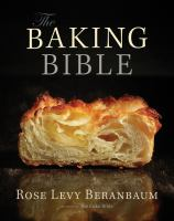 Cover image for The baking bible