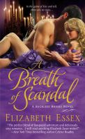Cover image for A breath of scandal. bk. 2 : Reckless brides series