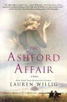 Cover image for The Ashford affair