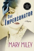 Cover image for The impersonator. bk. 1 : Roaring twenties mystery series
