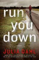 Imagen de portada para Run you down. bk. 2 : Rebekah Roberts series