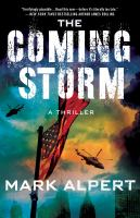 Cover image for The coming storm : a thriller