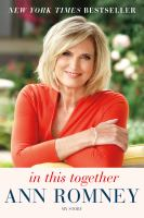 Cover image for In this together : my story