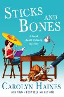 Imagen de portada para Sticks and bones. bk. 17 : Sarah Booth Delaney series