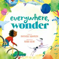 Cover image for Everywhere, wonder