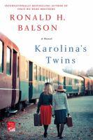 Imagen de portada para Karolina's twins. bk. 3 : Liam and Catherine series