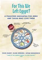 Imagen de portada para For this we left Egypt? : a Passover Haggadah for Jews and those who love them