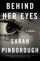 Cover image for Behind her eyes