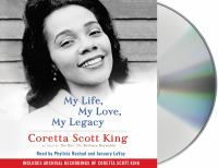 Cover image for My life, my love, my legacy [sound recording CD]