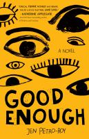 Cover image for Good enough
