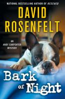 Cover image for Bark of night. bk. 19 : Andy Carpenter series