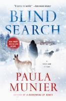 Cover image for Blind search. bk. 2 : Mercy and Elvis mysteries series