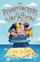 Cover image for The Pennypackers go on vacation