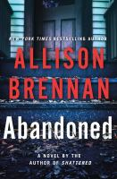 Cover image for Abandoned. bk. 5 : Max Revere series