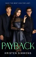 Cover image for Payback. bk. 3 : Vale Hall series