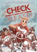 Cover image for Check, please! Book 1 [graphic novel] : #Hockey!