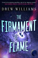 Cover image for The firmament of flame. bk. 3 : Universe afte series