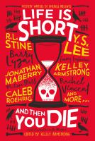 Cover image for Mystery Writers of America presents Life is short and then you die : first encounters with murder
