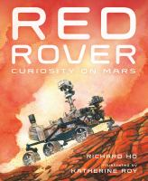 Cover image for Red rover : Curiosity on Mars