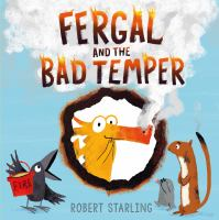Cover image for Fergal and the bad temper